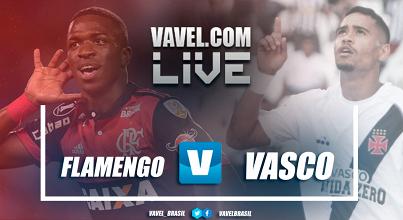 Flamengo e Vasco empatam pelo Campeonato Brasileiro (1-1)