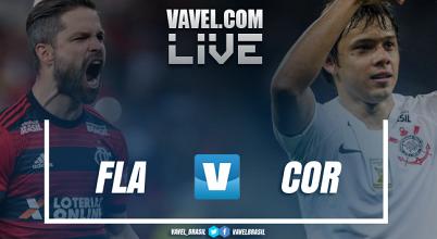 Resultado Flamengo x Corinthians pela Copa do Brasil 2018 (0-0)