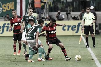 Com poderosos elencos, Flamengo e Palmeiras buscam afirmação no Brasileiro