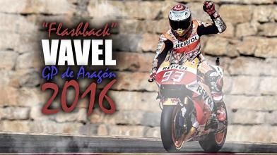 Flashback Aragón 2016: Márquez, victoria y medio titulo mundial