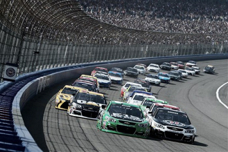 A wide-open race in a wide-open season - The Auto Club 400 is a race that anyone could win.