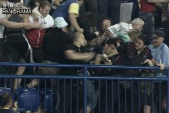La BBC emite un reportaje alertando del racismo en Ucrania  para la Eurocopa