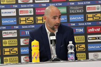 """Udinese - Tudor: """"Pensiamo solo alla nostra prestazione, poi il risultato verrà da sè"""""""