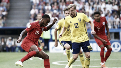 Casi media hora de Guidetti en la eliminación de Suecia