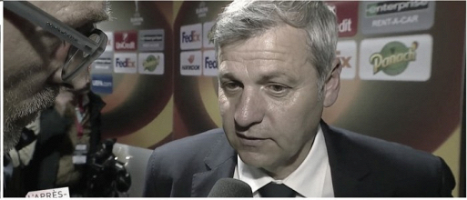"""Bruno Génésio: """"Estoy orgulloso de mis jugadores"""""""