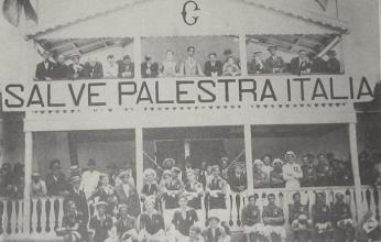 26 de Agosto de 1914 surgia o maior campeão nacional: Sociedade Esportiva Palmeiras