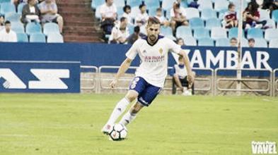 Alberto Benito, el mejor frente al Lugo según la afición