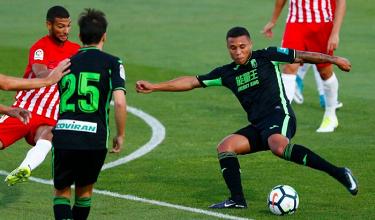 El Granada CF empata con el Almería en el cierre de su pretemporada