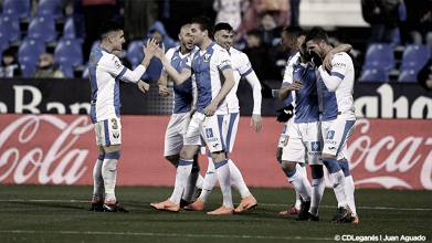 El CD Leganés recibe al Sevilla bajo mínimos
