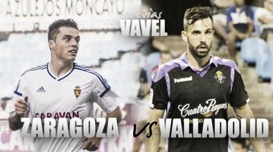 Previa Real Zaragoza - Real Valladolid: el efecto Láinez como esperanza blanquilla