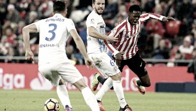Athletic-Málaga: puntuaciones del Málaga, jornada 26 de La Liga Santander