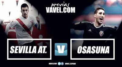 Previa Sevilla Atlético - Osasuna: a por la tercera victoria consecutiva