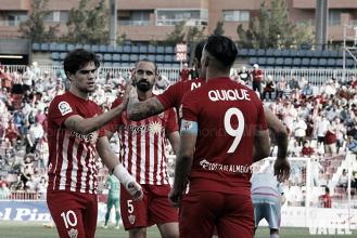 Fotos e imágenes del Almería 2-0 Mirandés, jornada 40 de Segunda División