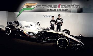 Force India presenta su monoplaza para este año