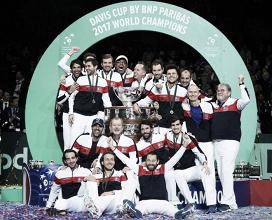 Davis Cup - Goffin non basta al Belgio, Francia in trionfo con Pouille