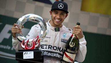 GP Bahrein : Hamilton donne le ton