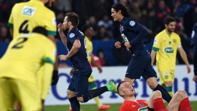 Les buts de PSG - Nantes