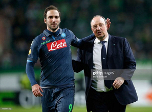 Les buts de Wolfsburg - Napoli