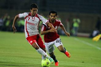 Les buts de Tunisie - Egypte