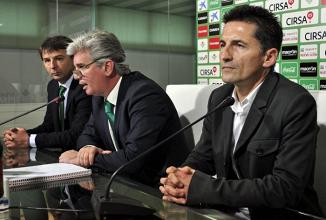 Luis Fradua es el nuevo director de Fútbol Formativo del Granada CF