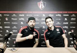 Miguel Fraga y Javier Salas van motivados a selección