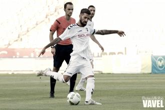 Fran Carnicer, cedido al Real Murcia