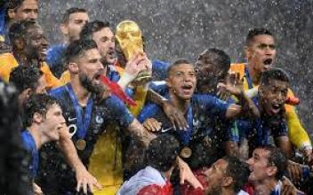 Piala Dunia 2018 Milik Perancis