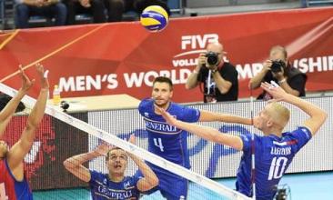 Championnats du Monde de volley-ball : La France en taille patron