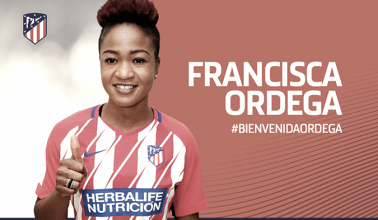 Francisca Órdega, nueva novata al mando de Villa