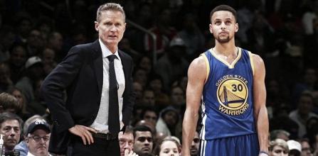 """Recado de Kerr: """"Este año Curry está mejor que nunca"""""""