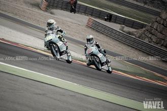 Moto3 arranca con dos españoles dominando las dos tandas