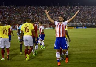 Desconcentraciones y falta de gol le cuestan una derrota a Ecuador frente a Paraguay