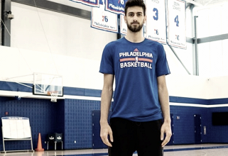 Korkmaz formará parte de The Process