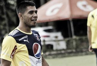 """Andrés Felipe Álvarez: """"Tuve un tiempo prudente para mejorar algunos aspectos en los que estaba fallando"""""""