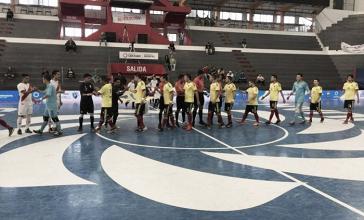 Colombia, eliminada de la Copa América de Futsal