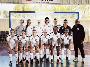 United States Women's National Futsal Team advances to the quarterfinals of the AMF Futsal Women's World Cup