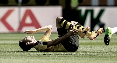 Una fractura de tobillo impide a Weigl estar en la final de la DFB Pokal
