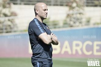 """Gabri: """"Estamos siendo muy efectivos en UEFA Youth League"""""""