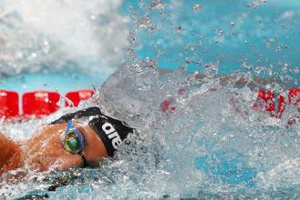 Budapest 2017 - Nuoto, 4x200 stile libero maschile, Italia in finale