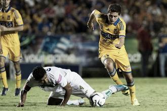 Resultado y goles del Atlético Zacatepec 2-1 Tigres de la Copa MX 2017