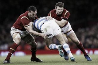Gales domestica a Los Pumas en Cardiff