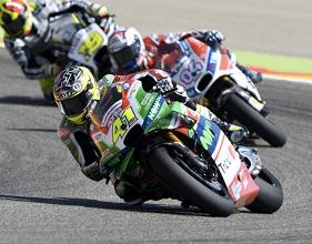 MotoGp - Ad Aragon brilla Aleix Espargarò: Aprilia finalmente al top