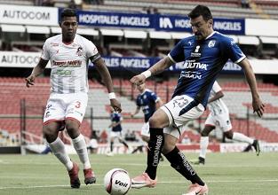 Resultado y goles del Cimarrones vs Querétaro  en Copa MX 2018 (2-0)