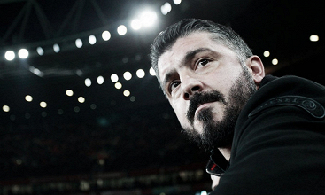 "Gattuso: ""Cuatro goles de diferencia son demasiados"""