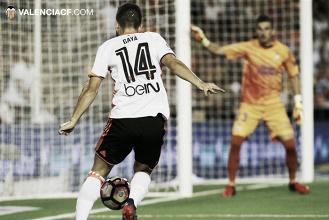 """Gayà: """"Somos el Valencia, tenemos que dar mejor imagen que la hemos dado esta temporada"""""""
