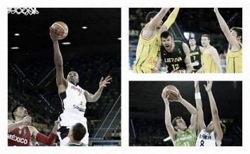 Coupe du monde de basket-ball (groupe D): L'Australie et le Mexique se reprennent, la Slovénie continue sur sa lancée