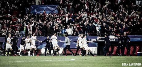 El Sevilla obra el milagro con el respaldo de Nervión
