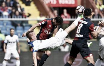 Serie A - Dominio Atalanta al Ferraris: pokerissimo rifilato al Genoa