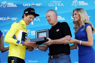 Giro di California 2017, ultima tappa a Huffman. Corsa a Bennett