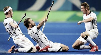 Em jogo eletrizante, Alemanha bate Nova Zelândia e avança à semifinal do hóquei sobre grama